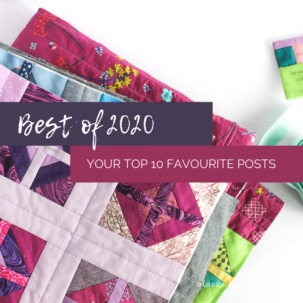 Best of 2020 – Your Top 10 Favourite Blog Posts