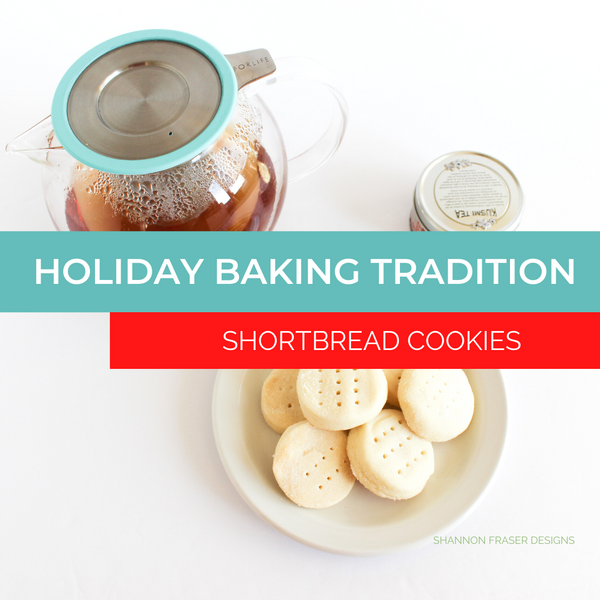 Holiday Baking Tradition