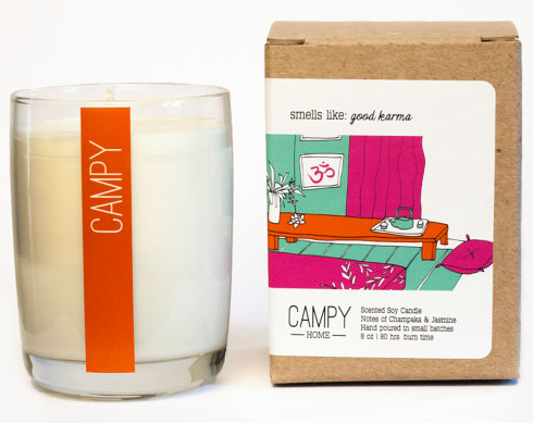 Campy Candles Karma