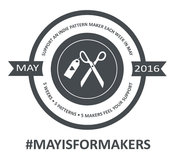May is for Makers logo