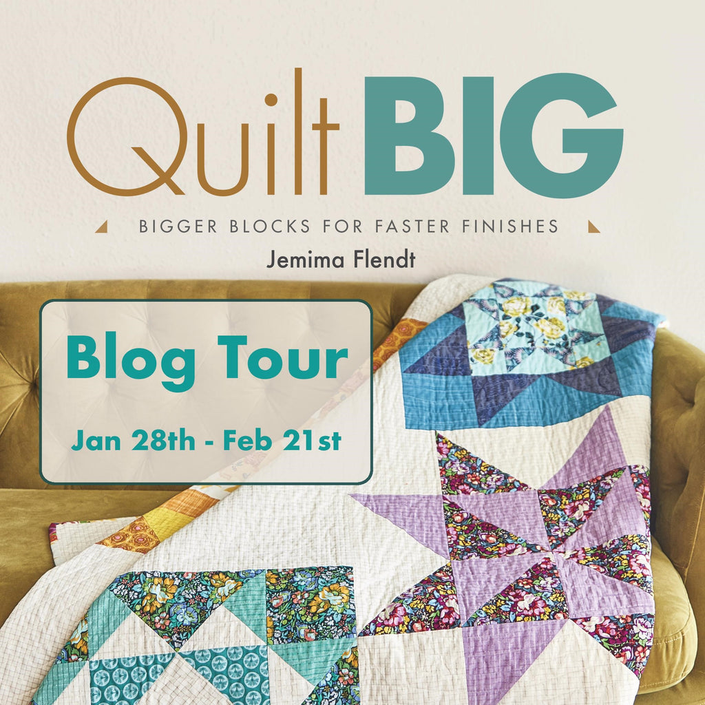 Quilt Big Blog Tour graphic