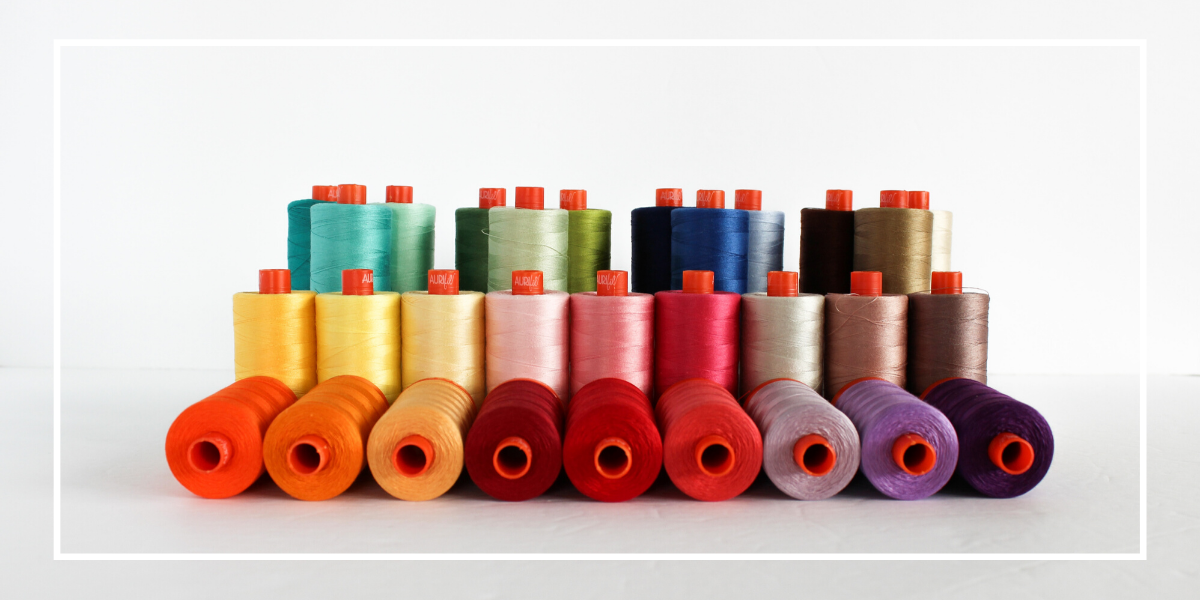 Aurifil Thread | Quilting Tools and Notions used by Shannon Fraser Designs