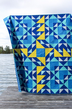 Load image into Gallery viewer, Double Windmill Quilt Pattern (PDF)
