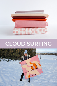 Cloud Surfing Quilt Pattern (PDF)