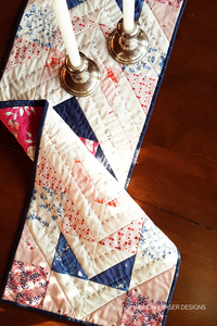 Modern Aztec Table Runner Pattern (PDF)