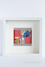 Load image into Gallery viewer, Summer Solstice Floral Mini Art Quilt