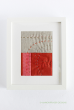 Load image into Gallery viewer, Summer Solstice Curvy Mini Art Quilt