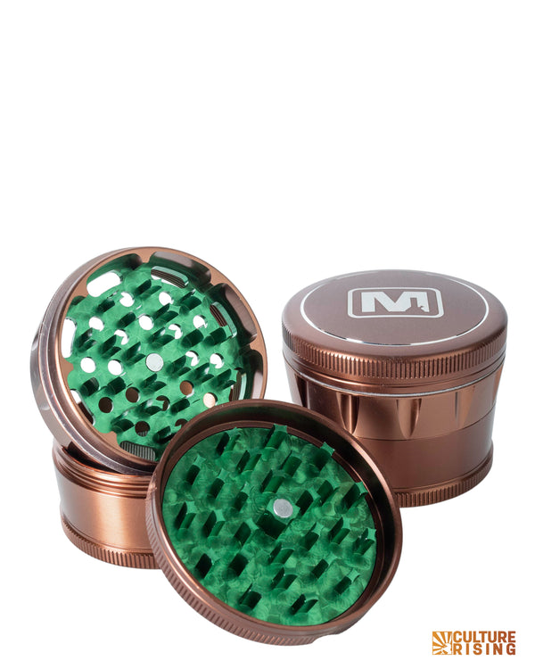 Marley 4-PIECE FANCY GRINDER 2.5""