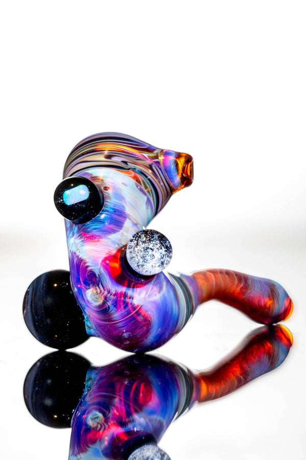 NOLAN MCCROSSAN Full Color Sherlock Pipe