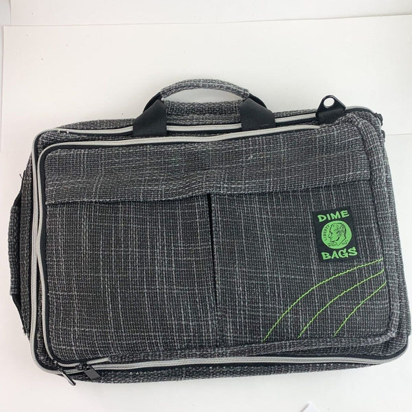 Dime Bags Laptop Bag- Green