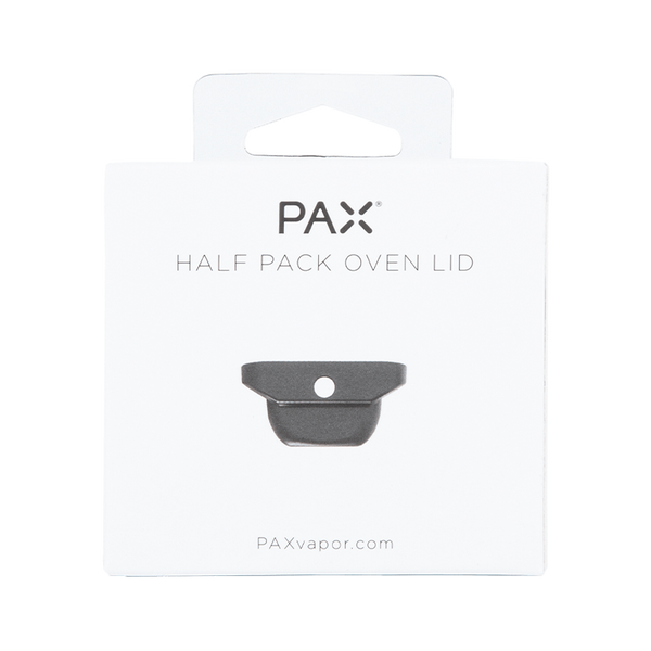 PAX 2 / PAX 3 - Half Pack Oven Lid