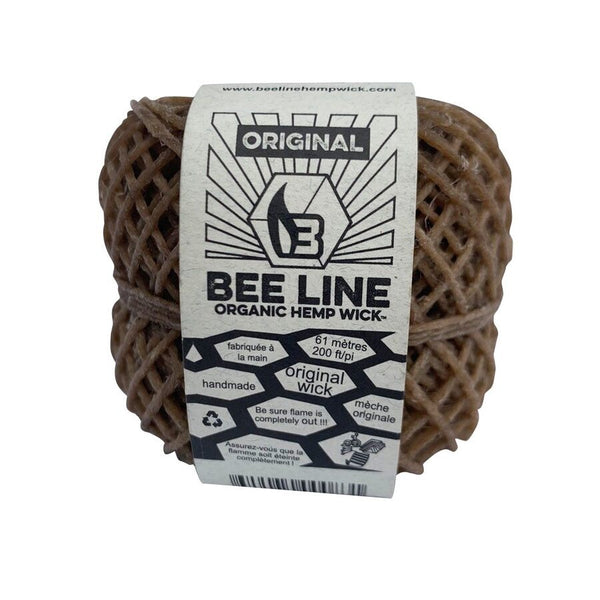 BEE LINE THIN HEMP WICK SPOOL