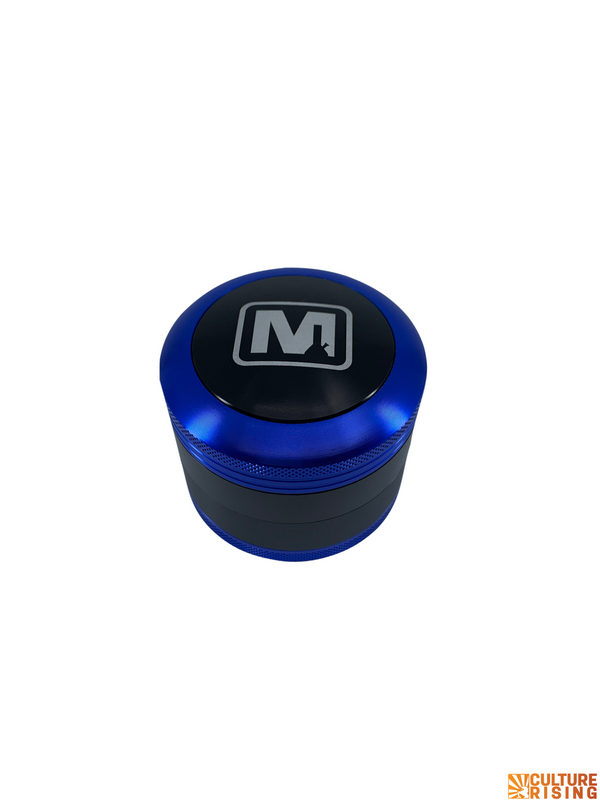 MARLEY TWO TONE 4-PIECE GRINDER 2.5""