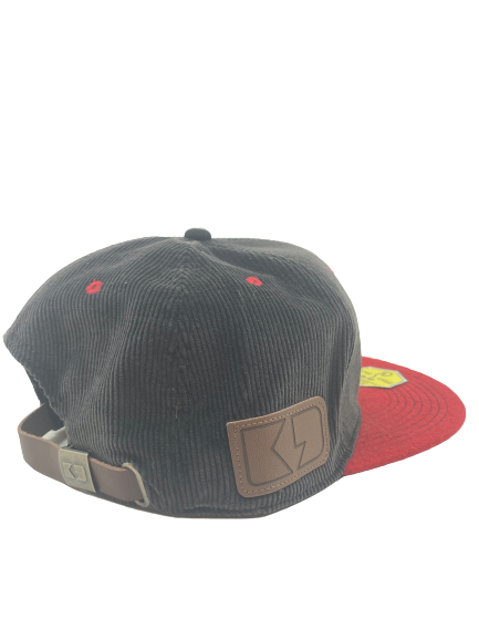 420 LIMITED EDITION GRASSROOTS x KROOKED DRIVERS STRAPBACK