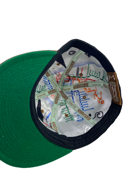 420 LIMITED EDITION GRASSROOTS x NORTH COAST FITTED