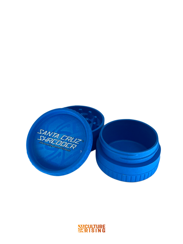 SANTA CRUZ SHREDDER HEMP GRINDER- 3PC