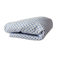 Blue Dot Super Soft Baby Pima Cotton Crib Sheet