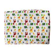 Giraffes Pima Cotton Super Soft Crib Sheet