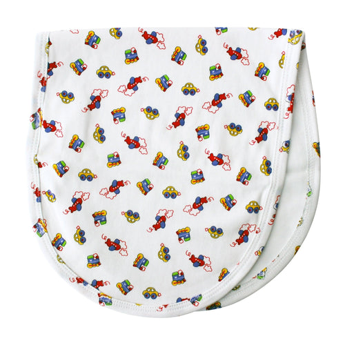 On the Road Burp Cloth