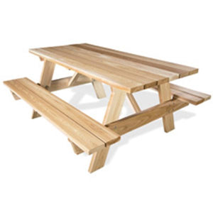 6 ft. Picnic Table