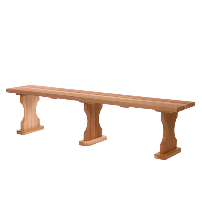 6ft. Bench