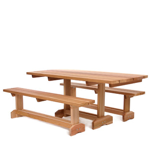 3 pc. Market Table Set