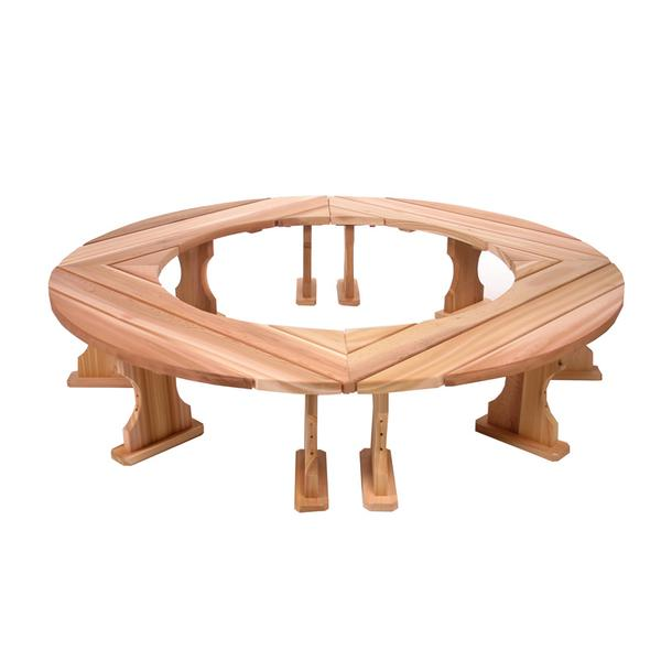 Fireside Bench Set