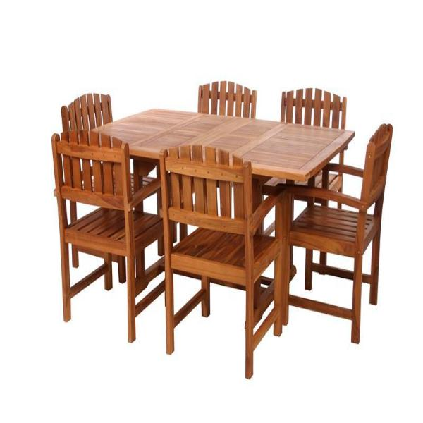 5pc Dining Table and Chair Set