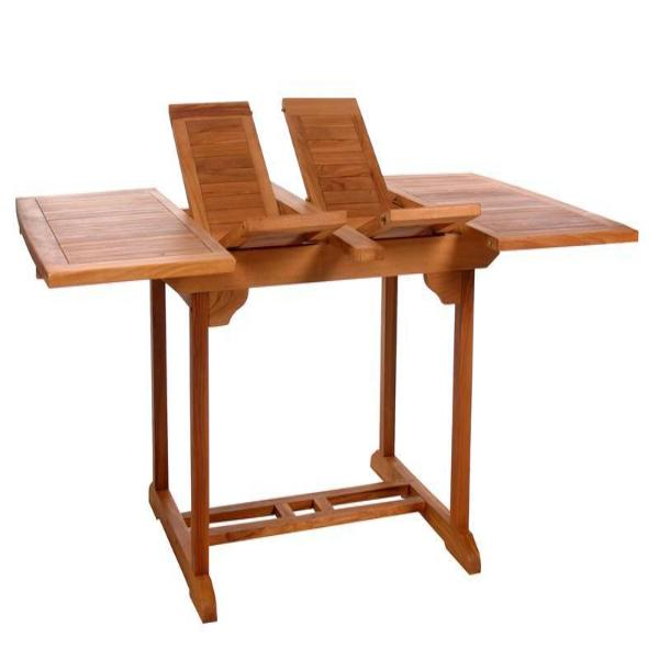 Teak Extension Dining Table (Rectangle)