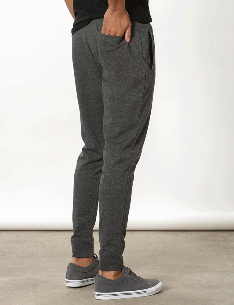 Wild Range Tracksuit Bottoms (Grey)