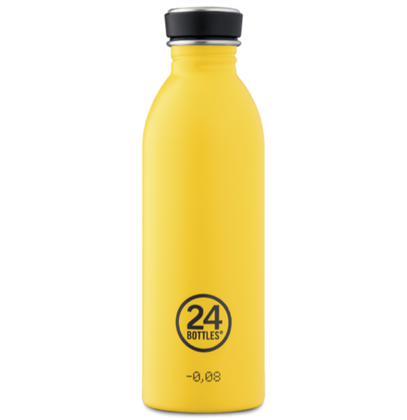 24Bottles Bouteille Urban Yellow - Natoho