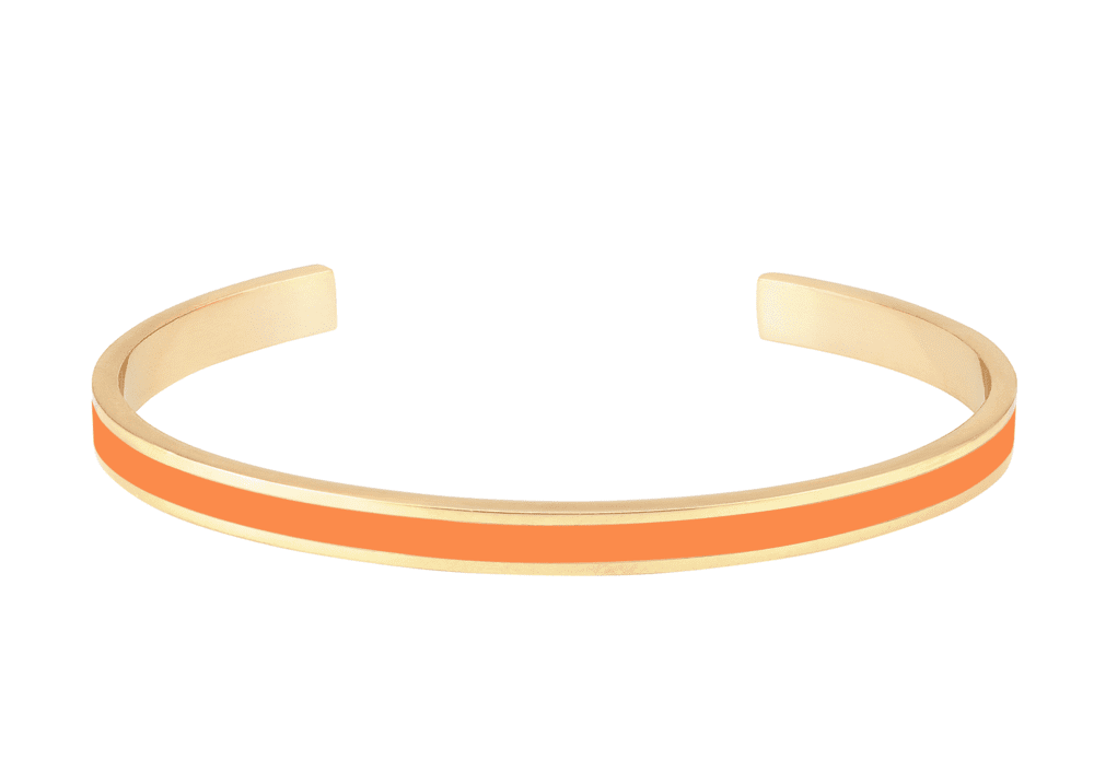 Bracelet Bangle Mandarine - Bangle Up - Natoho