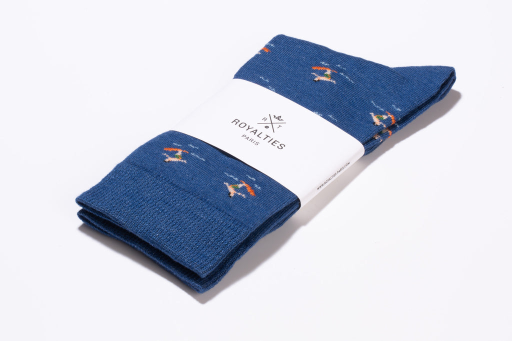 Chaussettes Kelly - Royalties - Natoho