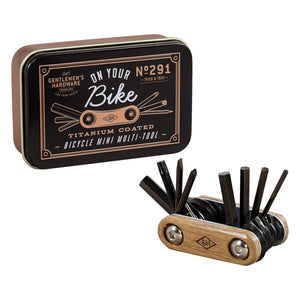 Multi-tool Pocket Bicycle  - Gentlemen's Hardware - Natoho