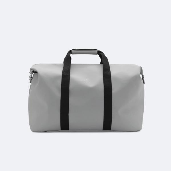 RAINS - Sac week-end 'Weekend Bag' Gris