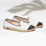 Espadrilles Kings Cream - Angarde shoes