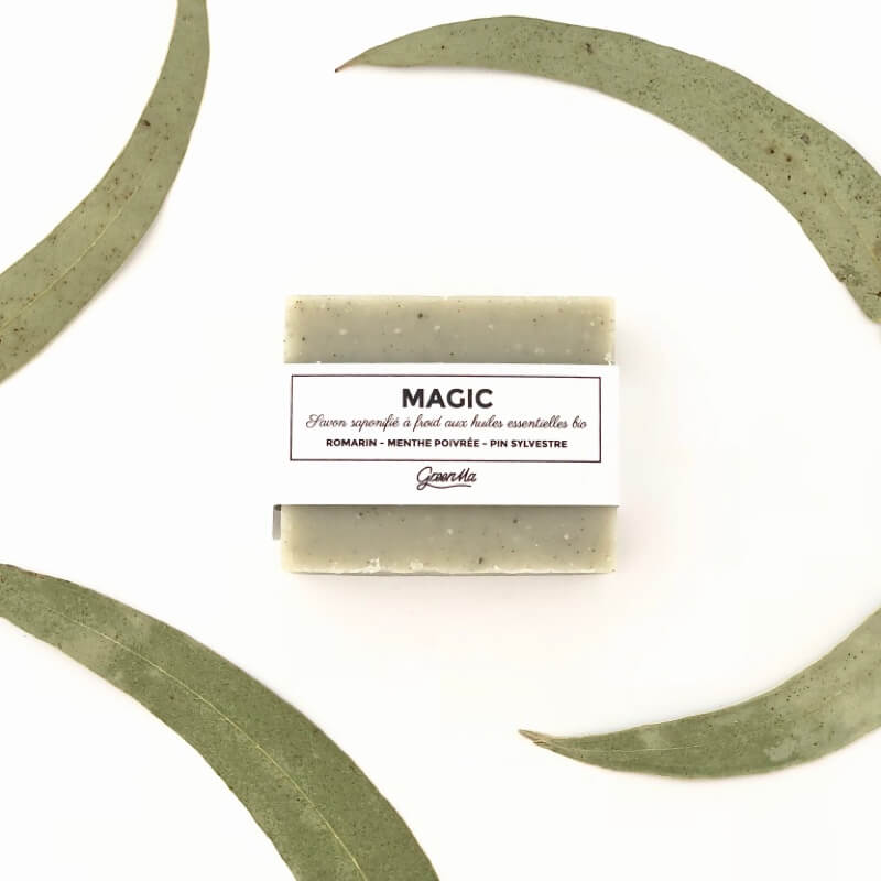 Savon Magic - GreenMa - Natoho