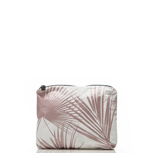 Small Day Palms Pouch Rose Gold - Aloha - Natoho