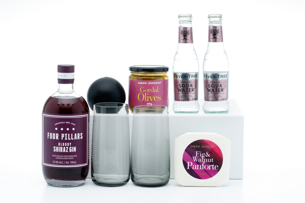 Four Pillars Bloody Shiraz Gin Kit