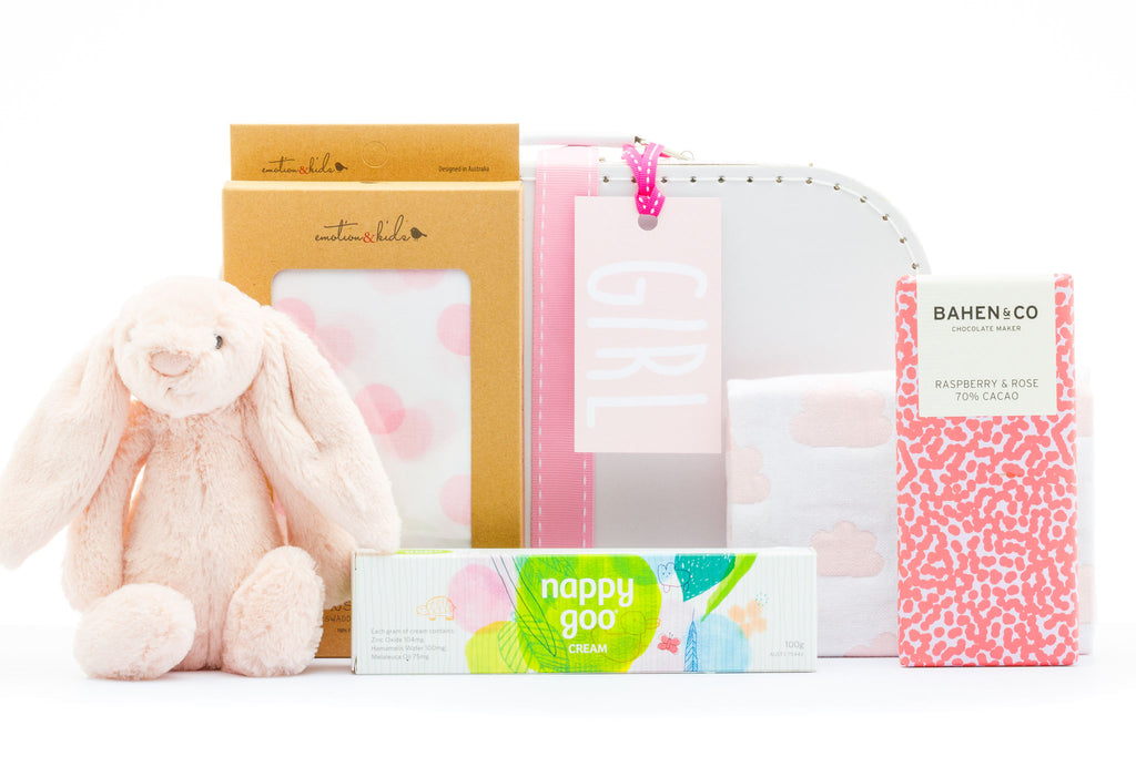 Baby Essentials Girl Kit