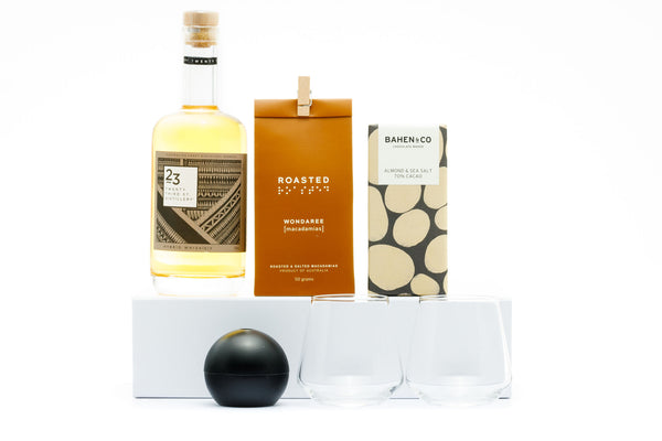 Indulge with Whisky Kit