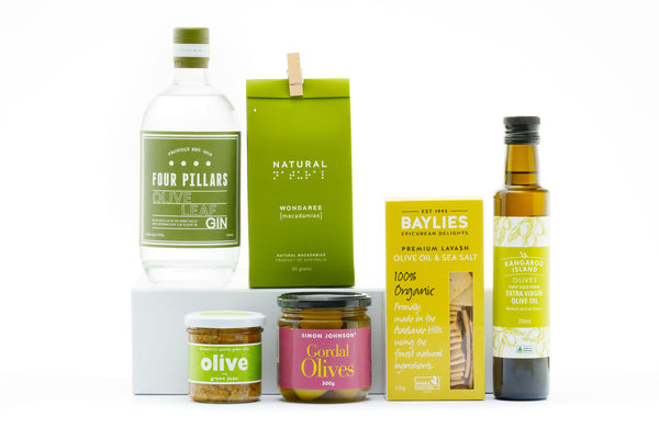 Mad About Olives Kit
