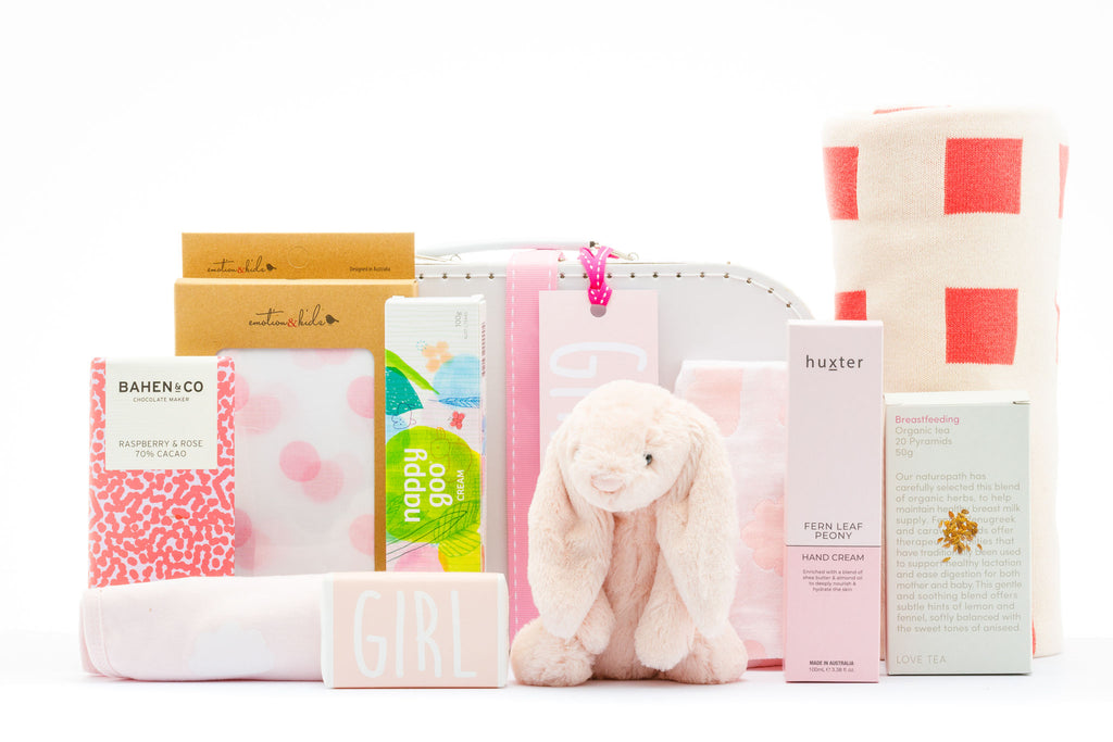 Ultimate Baby Girl Kit