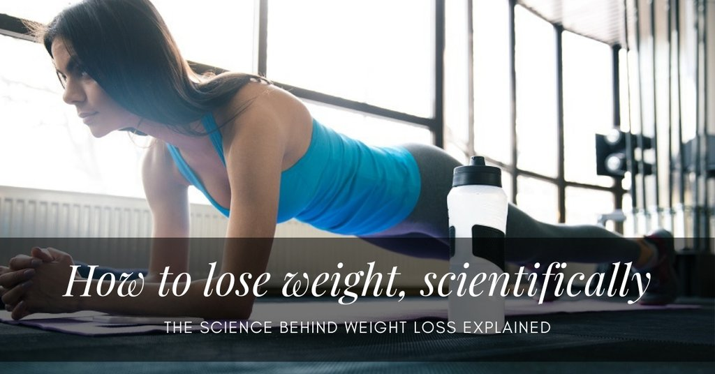 How to lose weight Scientifically | Vitamine Malaysia Health Articles