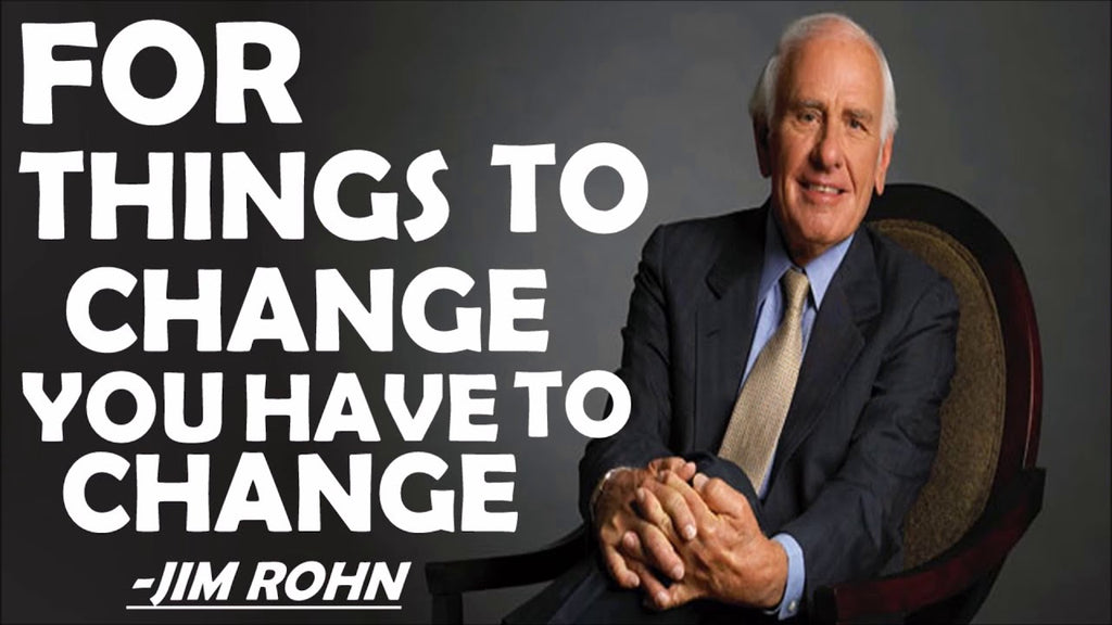 Jim rohn Motivational quote for weight loss | Vitamine Malaysia