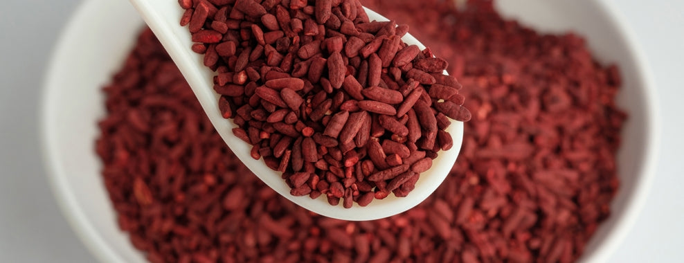 Reduce your cholesterol with supplements Malaysia | Red Yeast Rice