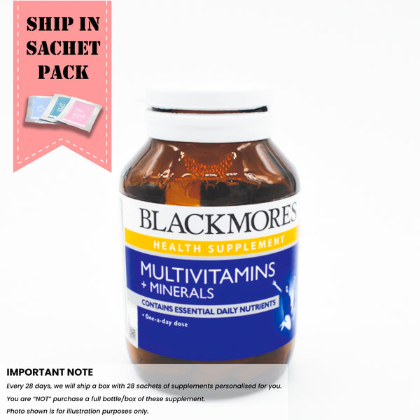 Blackmores Multivitamin + Mineral