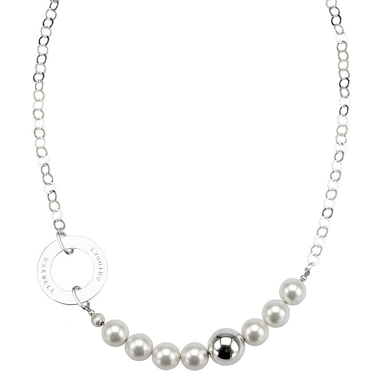 Chic Pearl Necklace