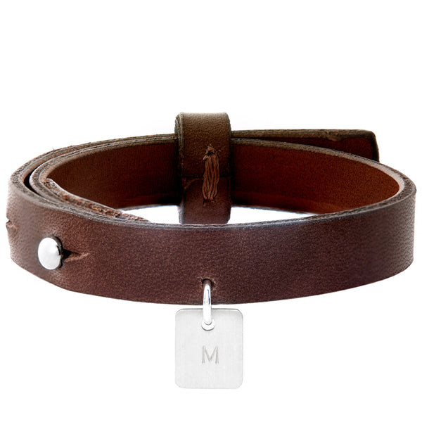 Madison Mini Leather Bracelet