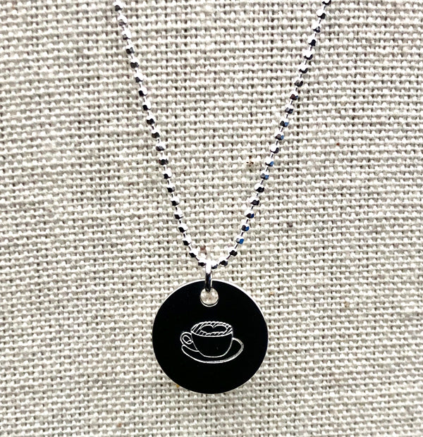 Coffee Necklace